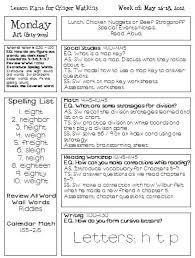 131 best lesson plans images on pinterest lesson plan templates