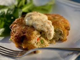 crab cakes recipe paula deen food network