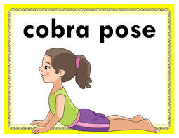 yoga poses pictures printable poses printable posters flashcards coloring pages pocket chart
