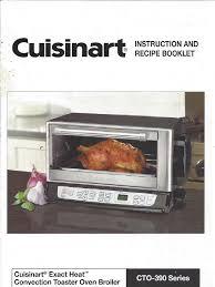 Cuisinart Exact Heat Toaster Oven Cuisinart Toaster Oven Cto 390 Toast Grilling