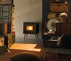 kama pellet wood burning stoves from mcz architonic
