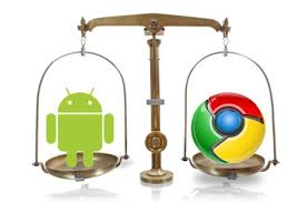 chrome os vs android chrome or android will merge them talkandroid