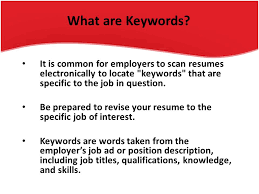 Scan Resume Target Your Resume For Success Betty Davis Smith Ppt Download