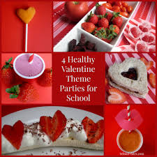 school valentines 4 healthy s day theme for school home