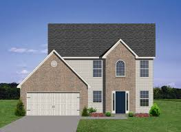 floor plans wagner two car kentucky homes for sale elevation a