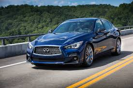 lexus infiniti q50 2018 infiniti q50 red sport 400 first drive review automobile