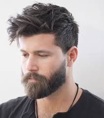 man bun short sides 1501191935 734 the best haircuts for men top ideas hairstyle man