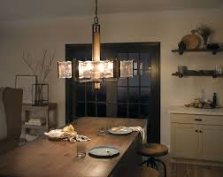 kichler dining room lighting aberdeen chandelier 6 light oz