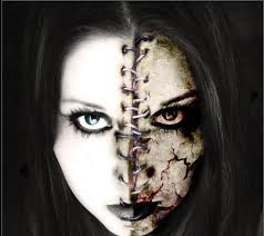 Halloween Makeup Stitches Blender Accident Beautifully Gruesome Pinterest Fx Makeup