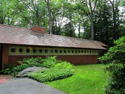 Usonian House by Frank Lloyd Wright U0027s Zimmerman House Giving Special Tour