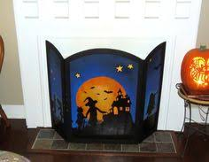 Hand Painted Fireplace Screens - of various sorts teapot hand painted fireplace screen painting