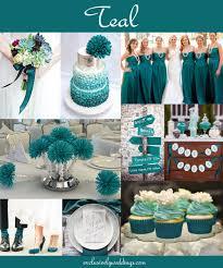 teal blue wedding ideas teal blue teal blue
