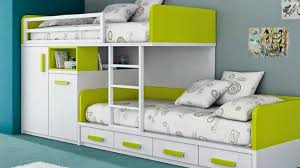 Two Bunk Beds 42 Beds For 2 Boys Bedroom Decorating Ideas With Bunk Beds