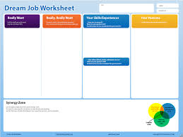 discover your dream job in 45 minutes worksheet included
