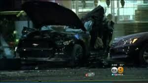 new security video shows deadly woodland hills car crash la times