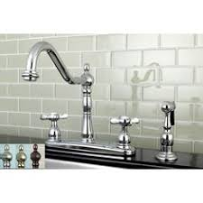 Moen Waterhill Kitchen Faucet The Intricate Charm Of Moen S Waterhill Will Instantly Add