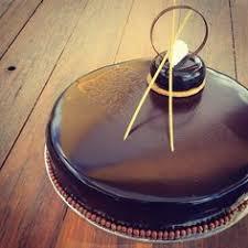 jaffa cake entremet jaffa cake patisserie marmalade