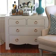 Bungalow 5 Nightstand Jacqui White Dresser By Bungalow 5 Collectic Home