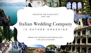 wedding company italian wedding company smashing the glass wedding