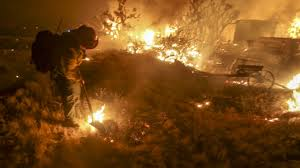 Wildfire Winters California by Morning Reads Wildfires In California Floods In Louisiana