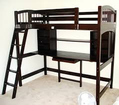 loft beds metal frame loft bed with desk twin coaster beds metal