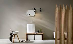 contemporary wall contemporary wall light bathroom glass led arm rexa design