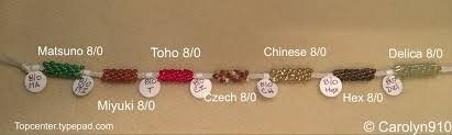 beading bracelet size images Beads for braiders info torial 1 size 8 0 seed beads kumihimo
