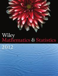 math stats 2012 by john wiley and sons issuu