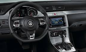 volkswagen crossblue interior vw passat cc w r line equipment package interior eurocar news