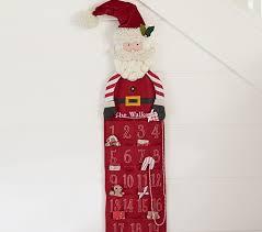 where to buy a calendar buy pottery barn kids santa advent calendar christmas