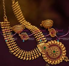 nl10067 mango design south indian jewellery set offer price