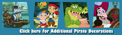 jake neverland pirates party supplies pirate party