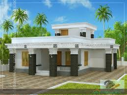 2 Bedroom Modern House Plans by Single Floor House Plans Home Interior Design