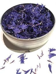 edible blue flowers dried edible cornflower petals fresh edible flowers from