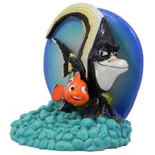 nemo and gil finding nemo aquarium ornament aquar ornaments at