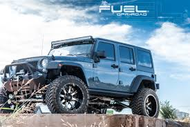 fuel jeep this jeep wrangler with fuel wheels has some nutz wheelhero