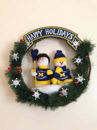 86 best maize blue holidays images on michigan