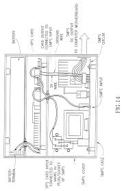patent us6275946 internal ups card for a computer google patents