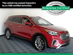 used hyundai santa fe for sale special offers edmunds