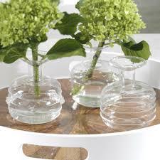 Unique Flower Vases Unique Glass Vases Set Of 3