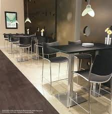 Break Room Table And Chairs by Render By Interior Contractors For Schneider Electric Sa