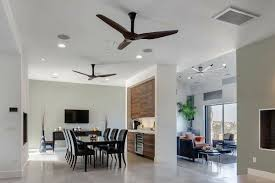 ceiling fan too big for room with ceiling fans bigger is better