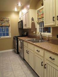 distressed white kitchen cabinets redecor your home decor diy with best superb distress white