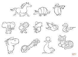 baby animals coloring free printable coloring pages