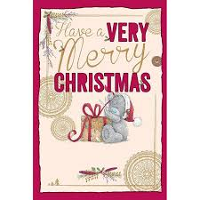 me to you christmas card variety of designs u0026 size cards tatty