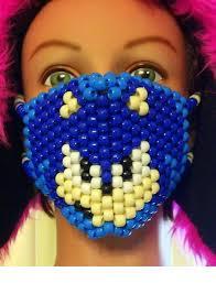 kandi mask sonic kandi mask