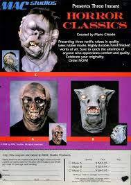 Monster Madness Halloween by Halloween Mask Madness Day 11 I Am Not An Animal I Am A Human