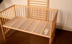 convert ikea crib to co sleeper album on imgur