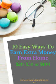 How To Earn Money From 2267 Best Saving And Making Images On Pinterest Extra Money