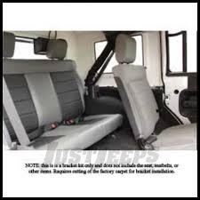 third row seat jeep wrangler jeep parts buy teraflex third row seat bracket kit for 2007 jeep